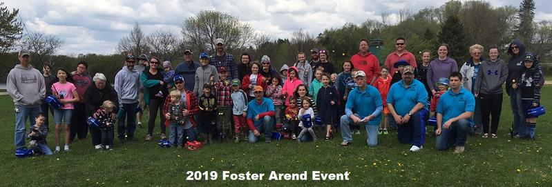 2019 kids fish free event