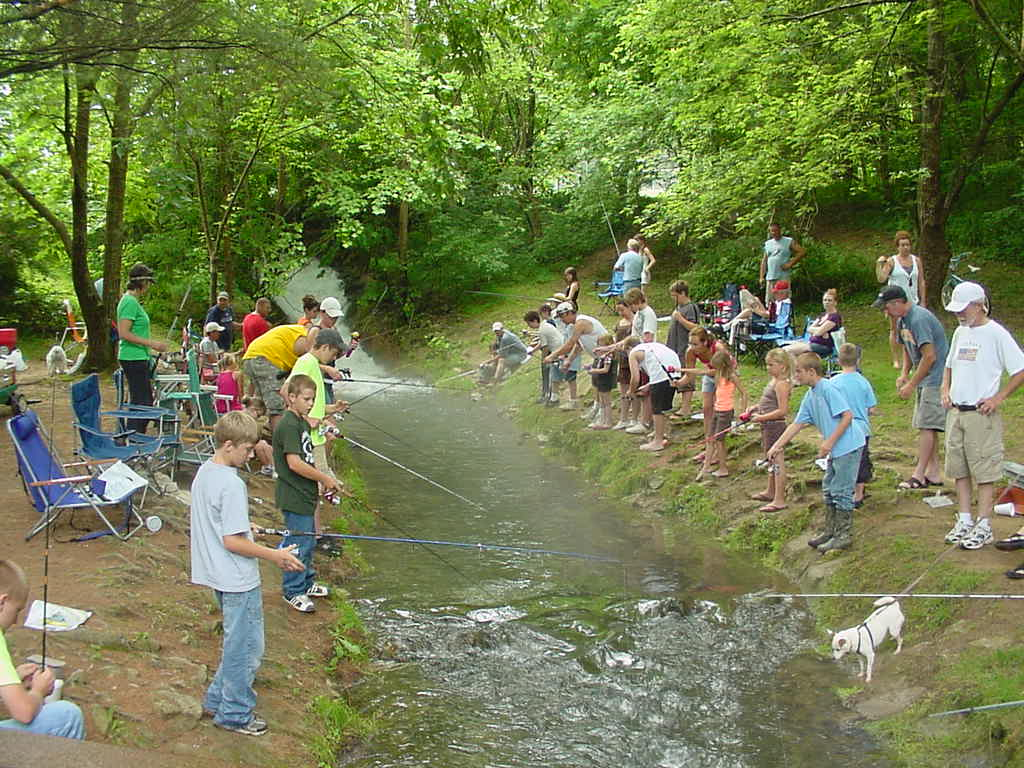 Minnesota free kids fishing events kids fish free for Kids fishing gear
